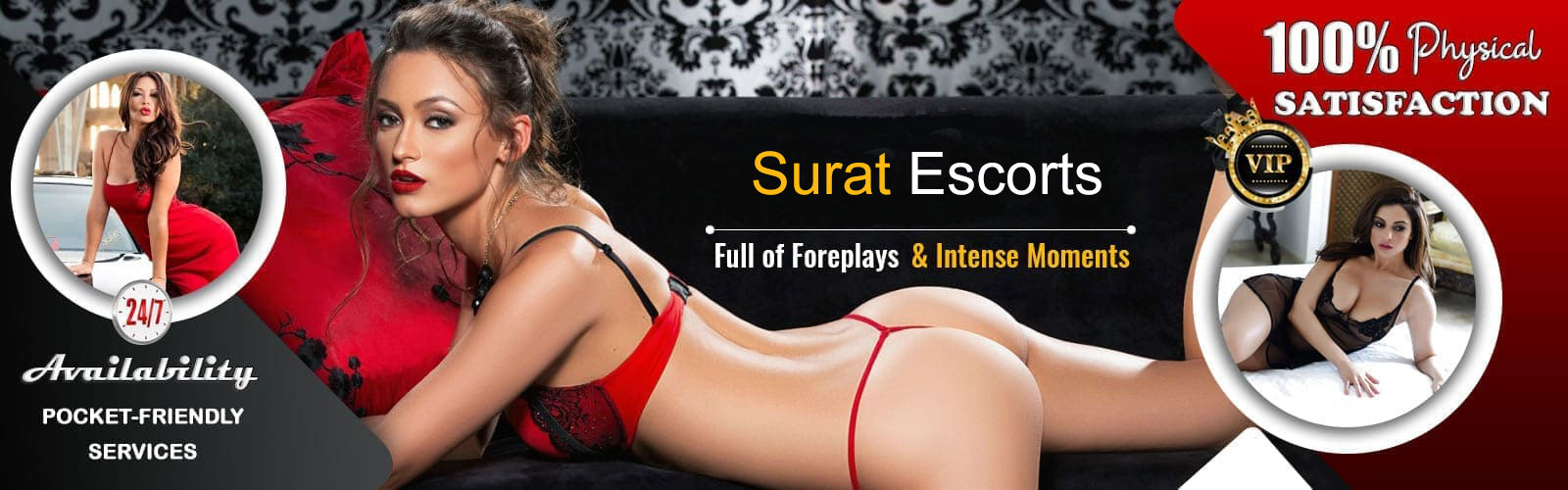 call girls, escorts services in surat